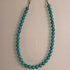 Kenneth Cole New York | Turquoise Bead Necklace